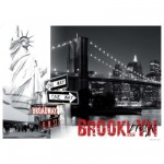 Puzzle 1500 pices - New York : Brooklyn Bridge
