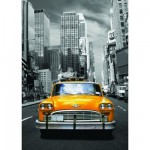 Puzzle 1500 pices - Taxi New Yorkais
