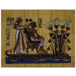 Puzzle 2000 pices - Le pharaon et son pouse