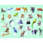 Puzzle 30 pices : ABC Animaux