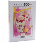 Puzzle 500 pices - En cuisine