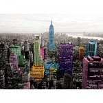 Puzzle 500 pièces - Buildings de New York