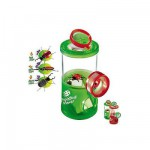 Bote loupe pour insectes : Triple