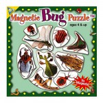 Mini Magnet Jigsaw Puzzle - Insects