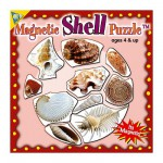 Mini Magnet Jigsaw Puzzle - Shells
