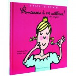 Livre de recettes Princesses  vos cuillres