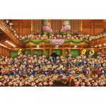Puzzle 1000 pices - Ruyer : Orchestre