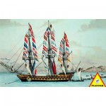 Puzzle 1000 pices - Bateau  voiles Archimedes