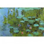 Puzzle 1000 pices - Claude Monet : les nnuphars