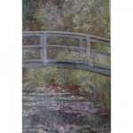 Puzzle 1000 pices - Monet : Pont Japonais