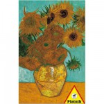 Puzzle 1000 pices - Van Gogh : Les tournesols