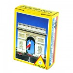 Puzzle 54 pices - Monuments de Paris : Arc de Triomphe