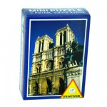Puzzle 54 pices - Monuments de Paris : Notre Dame