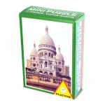Puzzle 54 pices - Monuments de Paris : Sacr Coeur
