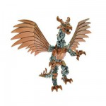 Figurine Dragon mécanique