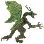Figurine Dragon végétal printemps