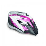Casque enfant PH4 M/L  Blanc / Rose