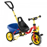 Tricycle CAT 1S Rouge
