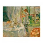 Puzzle d'art en bois 1000 pices Michle Wilson - Berthe Morisot : Intrieur  Jersey