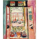Puzzle d'art en bois 1000 pices Michle Wilson - Matisse : Fentre ouverte 1000 pices