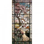 Puzzle d'art en bois 150 pices Michle Wilson - Grasset : Le printemps