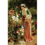 Puzzle d'art en bois 200 pices Michle Wilson - Lewis : Dans le jardin