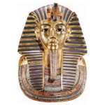 Puzzle d'art en bois 250 pices Michle Wilson - Masque de Toutankhamon