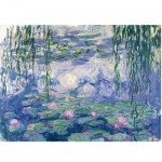 Puzzle d'art en bois 250 pices Michle Wilson - Monet : Nymphas et saules