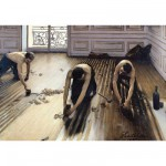 Puzzle d'art en bois 500 pices Michle Wilson - Caillebotte : Les Raboteurs de parquet
