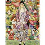 Puzzle d'art en bois 80 pices Michle Wilson  - Klimt  : Maria Beer
