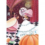 Puzzle en bois - Art maxi 24 pices - Cardouat : Les Princesses