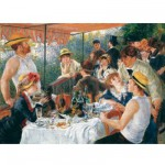 Puzzle en bois - Art maxi 50 pices - Renoir : Le djeuner des canotiers