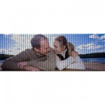 Puzzle Personnalis 1300 pices - Panoramique