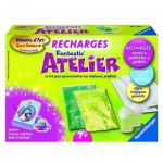 Peinture au numro Numro d'Art Fantastic'Atelier : Recharge verte