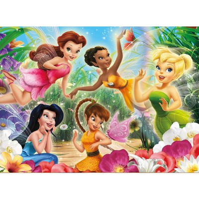 Puzzle 100 pices - Fairies : Mes Fes
