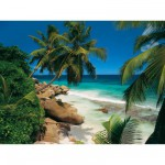 Puzzle 1500 pices : Seychelles
