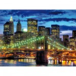 Puzzle 1500 pices : Skyline New York