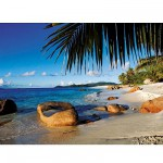 Puzzle 1500 pices - Ile Cousin, Seychelles