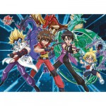 Puzzle 200 pices - Bakugan : Dan et Shou