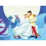 Puzzle 200 pices - Cendrillon