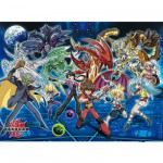 Puzzle 200 pices XXL - Bakugan : Le monde de Bakugan