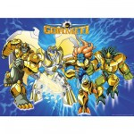 Puzzle 200 pices XXL - Gormiti