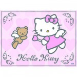 Puzzle 200 pices XXL - Hello Kitty : Des ailes d'ange
