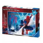 Puzzle 200 pices XXL - Spiderman : Spiderman et sa toile