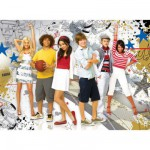 Puzzle 200 pièces XXL - High School Musical