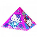 Puzzle 3D pyramide - 240 pices : Hello Kitty