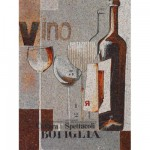 Puzzle 500 pices - Vin italien