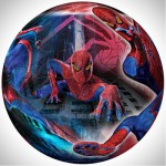 Puzzle ball 108 pices - Spiderman