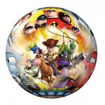 Puzzle ball 108 pices : Pixar