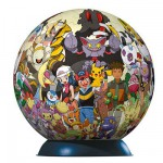 Puzzle Ball 108 pices - Pokemon